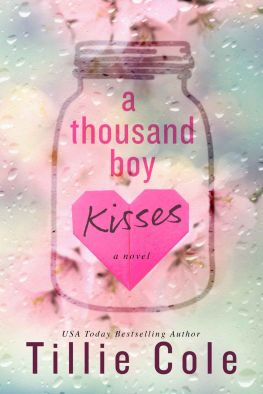 a thousand boy kisses book cover