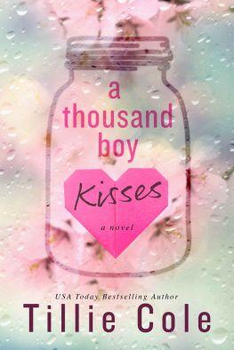 a thousand boy kisses book cover