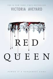 Red Queen bookcover