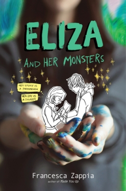 eliza and her monsters book cover