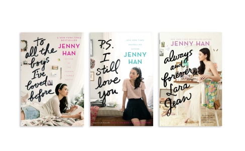 to all the boys ive loved before book cover